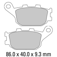 FERODO Brake Disc Pad Set - FDB754P