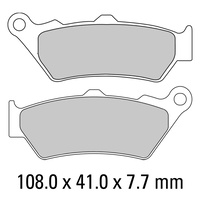 FERODO Brake Disc Pad Set - FDB2006P