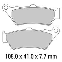 FERODO Brake Disc Pad Set - FDB2006ST