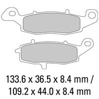 FERODO Brake Disc Pad Set - FDB2049P