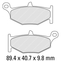FERODO Brake Disc Pad Set - FDB2213P