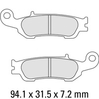FERODO Racing Brake Pad Set - FDB2219ZR
