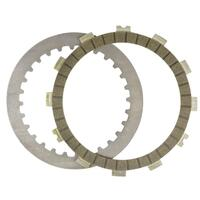 FERODO High Performance Clutch Kit with Friction Drive and Steel Driven Plates : FCS0142/3
