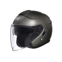 Shoei J-Cruise Open Face Solid Anthracite Road Helmet