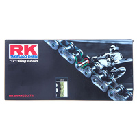 RK CHAIN 520GXW - Gold<br>130 Link