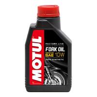 MOTUL FORK OIL FACTORY LINE 10W MEDIUM - 1 Litre