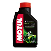 Motul 1L 510 Synthetic 2 Stroke Oil