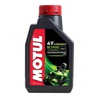 Motul 1L 5100 Synthetic 10W40 4 Stroke Oil