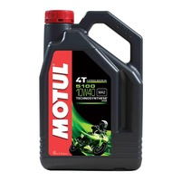 Motul 4L 5100 Synthetic 10W40 4 Stroke Oil