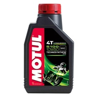 Motul 1L 5100 Synthetic 10W50 4 Stroke Oil