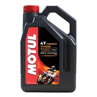 Motul 4L 7100 Synthetic 10W60 4 Stroke Oil