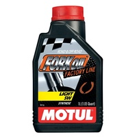 Motul 1L Factory Line Light (5W) Fork Oil