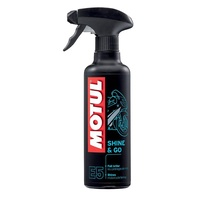 Motul 400ml Shine and Go Trigger Clean