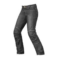 Dririder Ladies Classic 2.0 Black Road Jeans