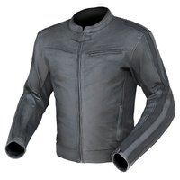 Dririder Assen Leather Black Road Jacket