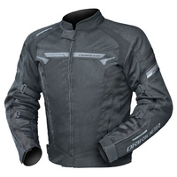 Dririder Air-Ride 4 Black/Black Road Jacket