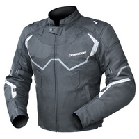 Dririder Climate Control Pro 4 Black/White Road Jacket