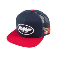 FMF CASUAL HEADWEAR YOUTH HAT - SAVVY NAVY/OSFM