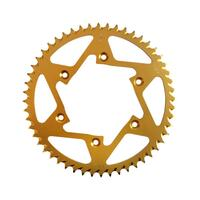 JT ALLOY RACING SPROCKET - 47T 520P - GOLD