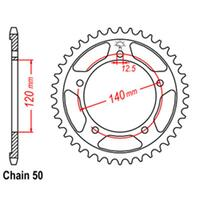REAR SPROCKET - STEEL 41T 530P