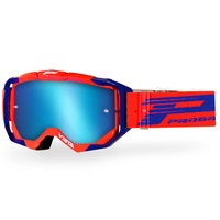 Progrip Vista 3303 Red/Blue MX Goggles