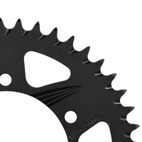 VORTEX ALLOY REAR SPROCKET 520-45T - (HON - HARDCOAT