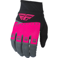 Fly Racing F-16 Neon Pink MX Gloves