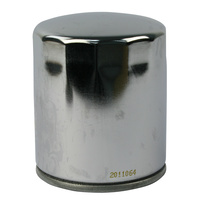 Hiflofiltro - Oil Filter  Hf170C Chrome