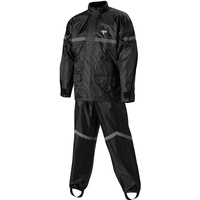 Nelson-Rigg Stormrider Rainsuit SR-6000 2 piece Black - Small