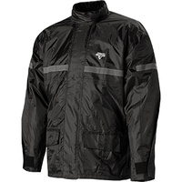 Nelson-Rigg Rain Jacket SR-6000 Black - Medium