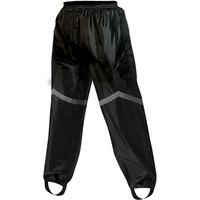 Nelson-Rigg Rain Pants SR-6000 Black - 4XL
