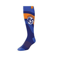 Evs Accessories Moto Sock Cosmic Dark Blue