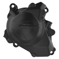 POLISPORT IGNITION COVER HONDA CRF450R 17-18 - BLACK