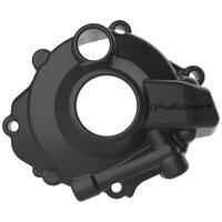 POLISPORT IGNITION COVER PROTECTOR HONDA CRF250R 18-19 - BLACK
