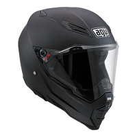 AGV AX-8 NAKED EVO - BLACK MATT