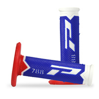 Progrip Blue/Red Triple Density 788 Extra Slim Grip