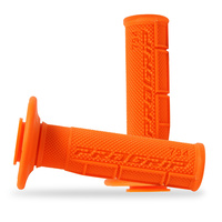 Progrip Neon Orange Single Density 794 Half Waffle Grip