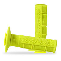 Progrip Neon Yellow Single Density 794 Half Waffle Grip