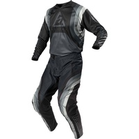 Answer 2021 Motocross Jersey Pant Gear Set Swish Syncron Nickle/Steel/Charcoal