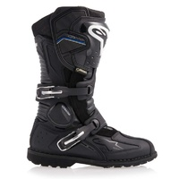 Alpinestars Toucan Gore-Tex Black Touring Road Boots