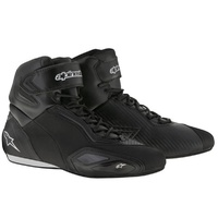 Alpinestars Faster 2 Black Touring Road Boots