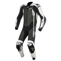 Alpinestars GP Tech V2 Black/White Leather Racing Suit