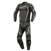 Alpinestars Stella Motegi V2 Black/White/Red Ladies Leather Racing Suit