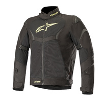 Alpinestars T Core Air Drystar Black/Fluro Yellow All-Weather Riding Road Jacket