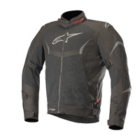 Alpinestars T Core Air Drystar Black/Black All-Weather Riding Road Jacket