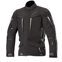 Alpinestars Yaguara Drystar Black/Anthracite All-Weather Riding Road Jacket