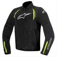 Alpinestars AST Air Black/Fluro Yellow Sports Riding Road Jacket