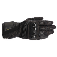 Alpinestars Archer Gore-Tex Black All-Weather Riding Road Gloves