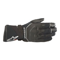 Alpinestars Andes Touring Outdry Black All-Weather Riding Road Gloves