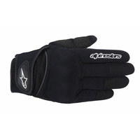 Alpinestars Spartan Black Road Riding Road Gloves